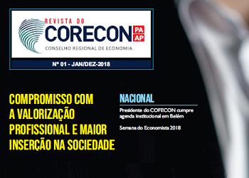 b939c39cc Corecon-PA/AP publica revista sobre valorização profissional